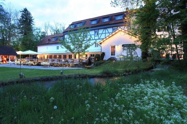 Romantik Hotel Insel-Mühle
