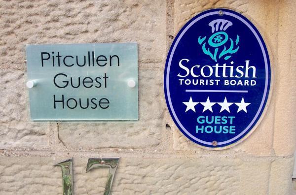 Pitcullen Guest House Hotel Perth (Scotland)