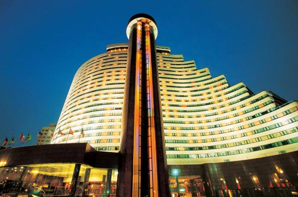Hua Ting Hotel And Towers Shanghai