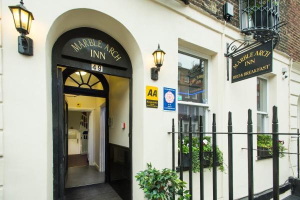 Marble Arch Inn London