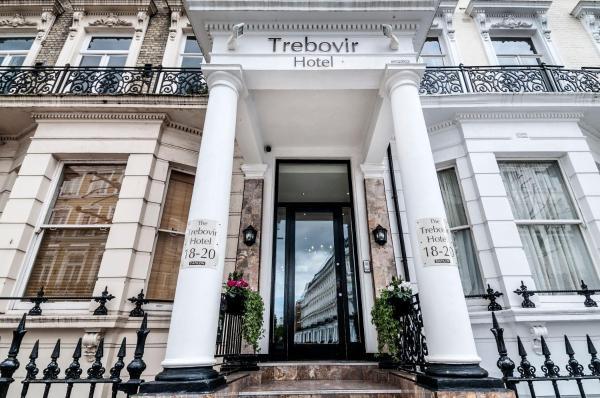 Grand Tourist Hotel London