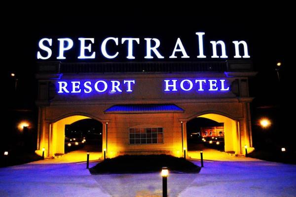 Spectra Inn Hotel Alexandria Road