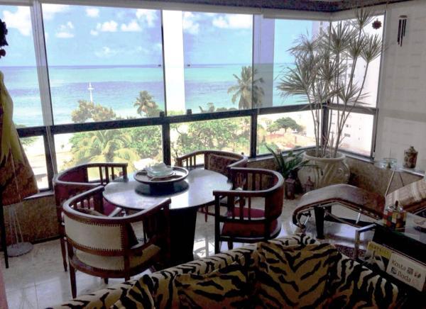 Apartamento Com Vista Para o Mar Boa viagem