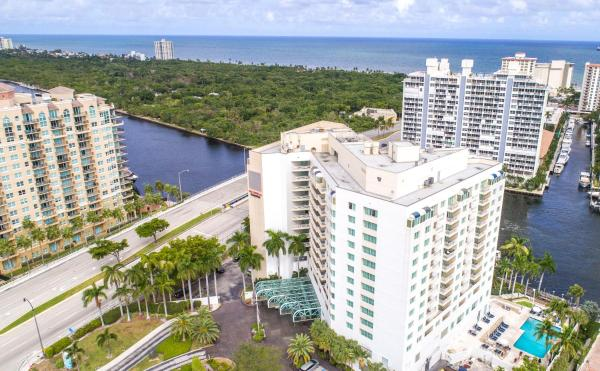 Gallery One Doubletree Guest Suites Hotel Fort Lauderdale_1