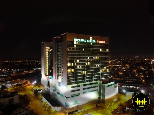 Luco Apartments @ Imperial Suites Kuching