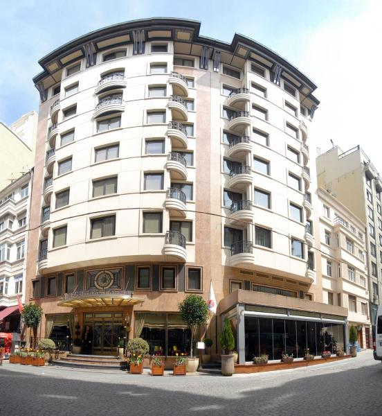 The Central Palace Hotel Istanbul