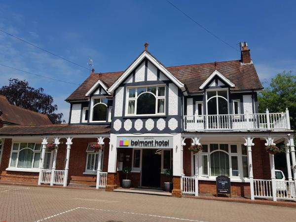 Gatwick Belmont Guest House Hotel Horley