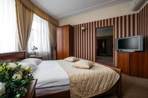 Tsentralny by USTA Hotels_1