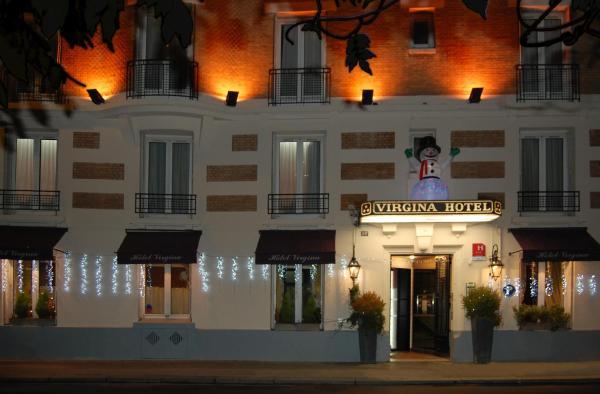Virgina Hotel Paris