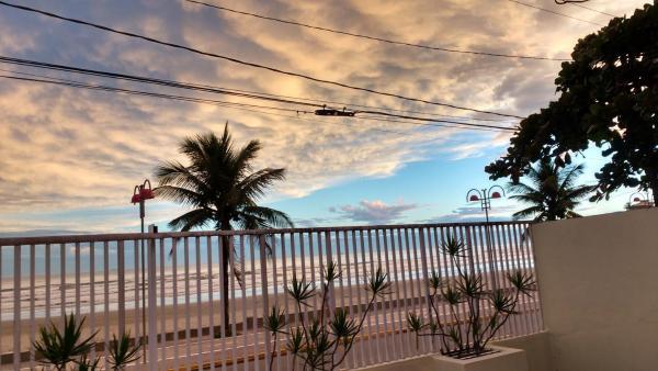 Flat Praia Do Sonho Frente ao Mar
