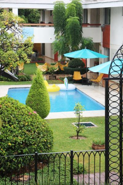 Isabel Residencial Hotel Guadalajara (Mexico)