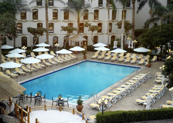 Le Passage Cairo Hotel & Casino_1