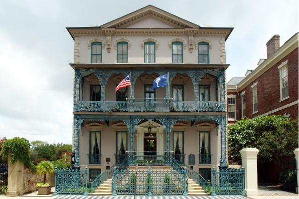 John Rutledge House Inn Charleston (South Carolina)
