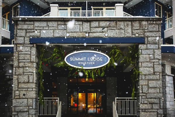 Summit Lodge Hotel Whistler