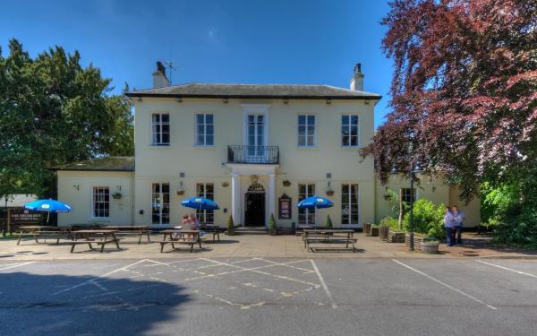 The Elms Hotel Retford