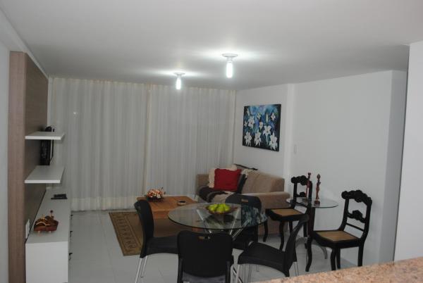 Apartamento Praia do Cabo Branco