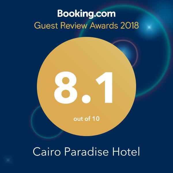 Cairo Paradise Hostel