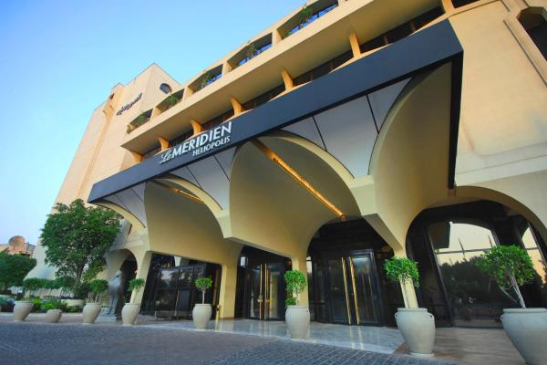 Le Meridien Heliopolis Hotel Cairo