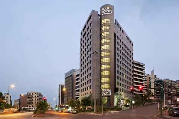 Four Points by Sheraton Le Verdun Hotel Beirut