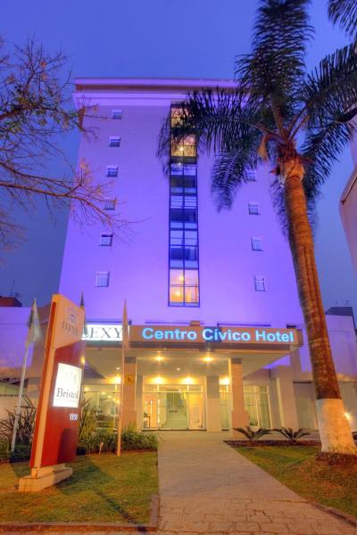 Bristol Flexy Centro Civico Hotel Curitiba
