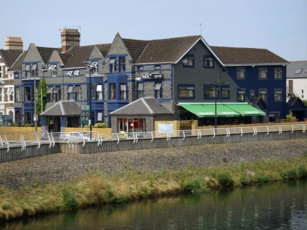 Nosda Studio Hotel Cardiff