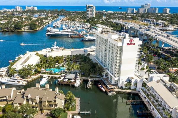 Hilton Fort Lauderdale Marina_1