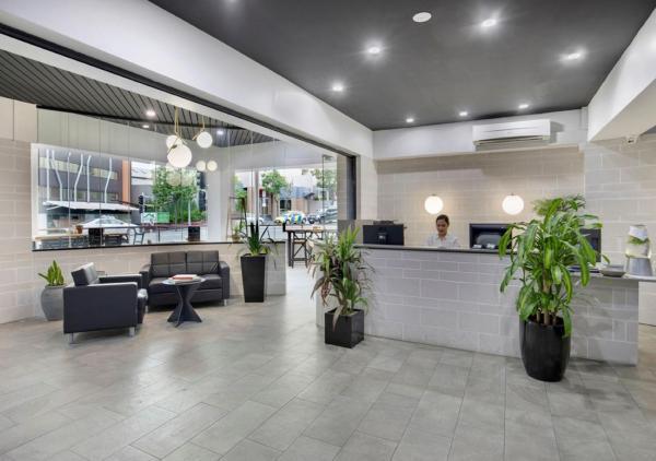 Metropolitan Motor Inn Brisbane