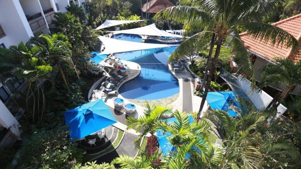 Sanur Paradise Plaza Suites Hotel Bali