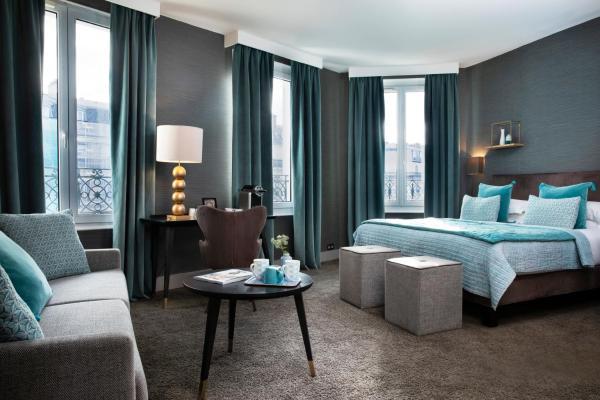 Emeraude Plaza Etoile Hotel Paris