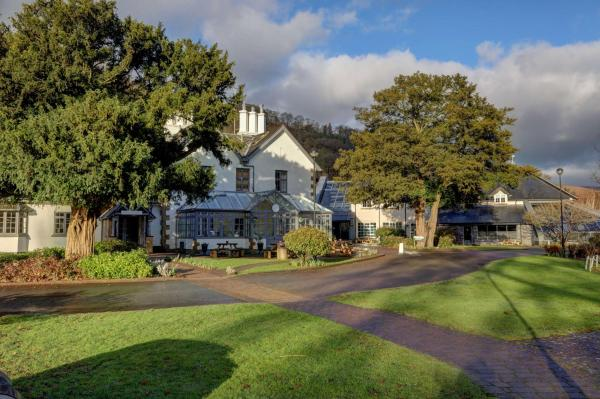 Wild Pheasant Hotel & Spa Llangollen