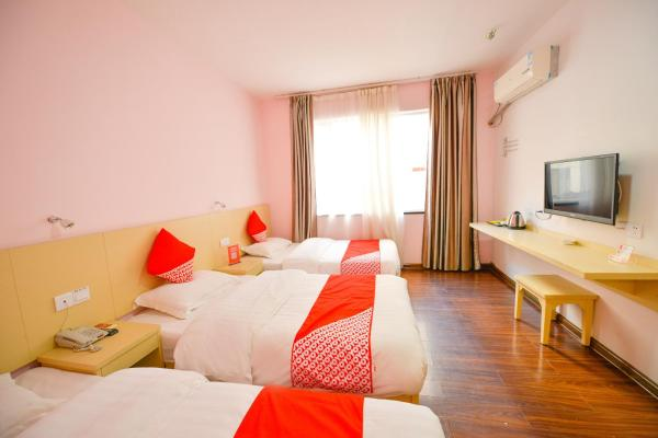 Guilin 68° Hotel North Railway Station Branch