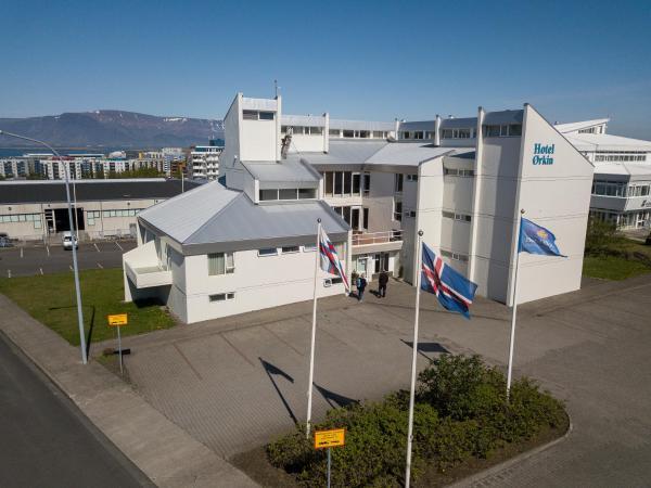 Orkin Sjomannaheimilid Hotel Reykjavik