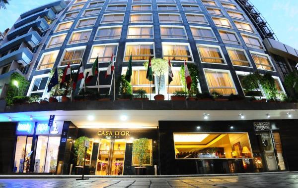 Casa D'or Hotel Beirut