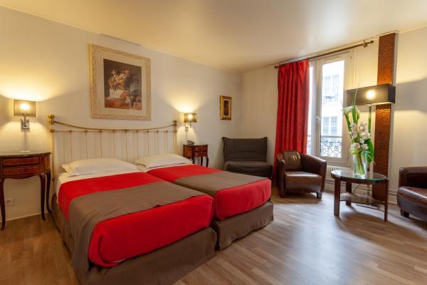 Hôtel Atlantis Saint-Germain-des-Près_1