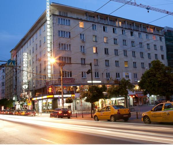 Slavyanska Beseda Hotel Sofia