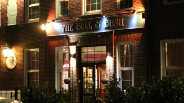 The Bull and Bush Hotel Kingston