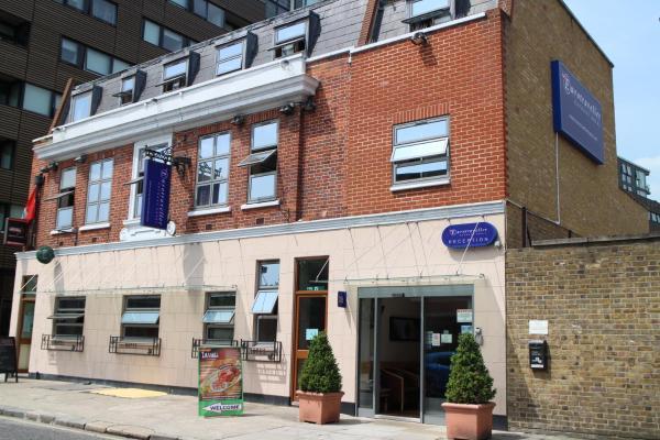 Eurotraveller Hotel London