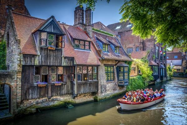 Exclusive Guesthouse Bonifacius Bruges