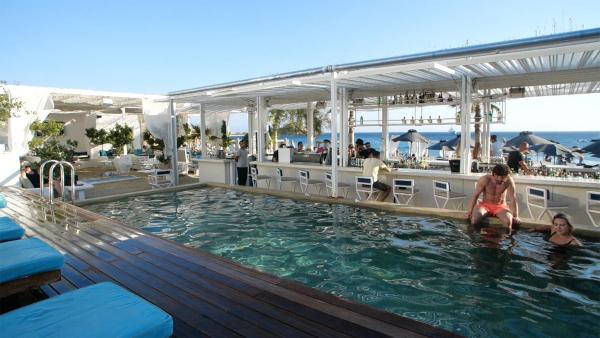 Palace Beach Hotel Mykonos