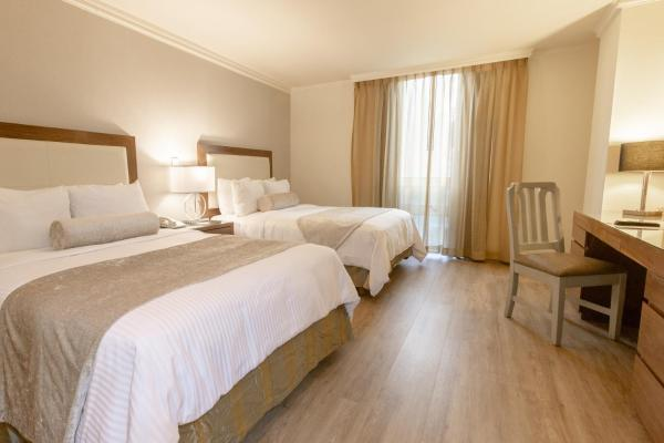 Antarisuite Cintermex Hotel Monterrey