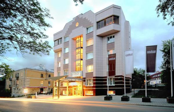 Senator Business Hotel Yekaterinburg