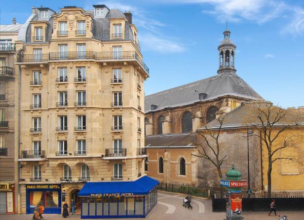 Paris France Hôtel