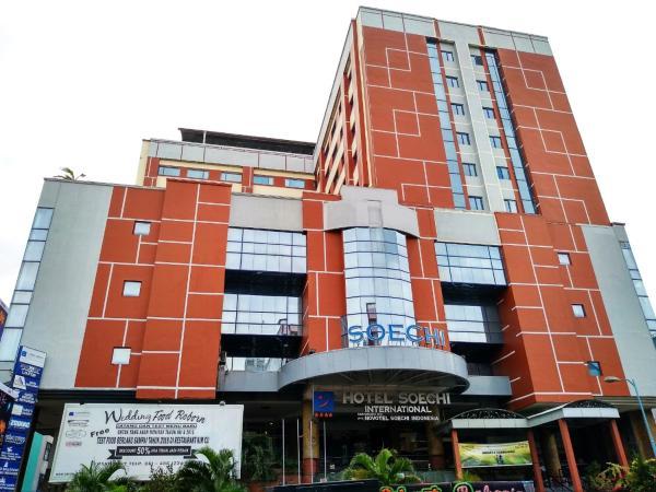 Soechi International Hotel Medan