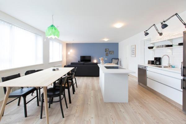 A Part of Reykjavík Apartments - Skólavördustigur