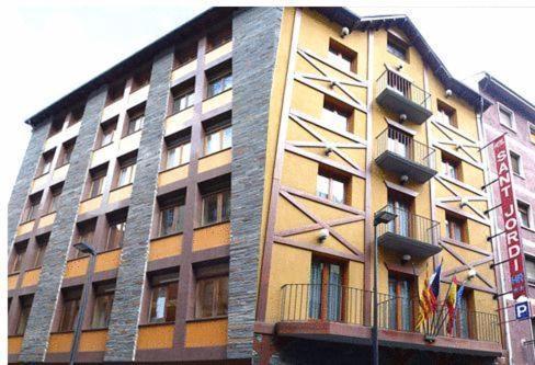 Sant Jordi Hotel Andorra La Vella