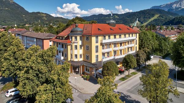 Vier Jahreszeiten Hotel Garmisch-Partenkirchen