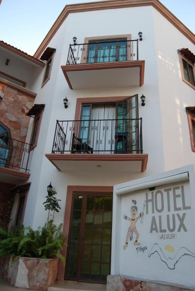 Alux Hotel Playa del Carmen