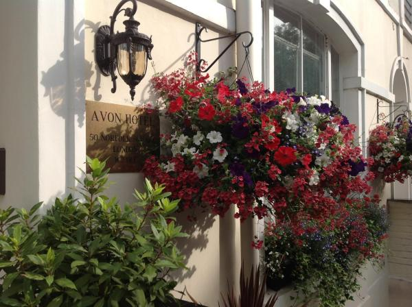 Avon Hotel London