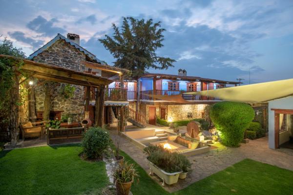 La Casa Azul Huasca