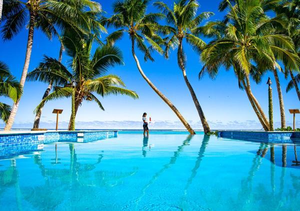 Little Polynesian Resort Rarotonga